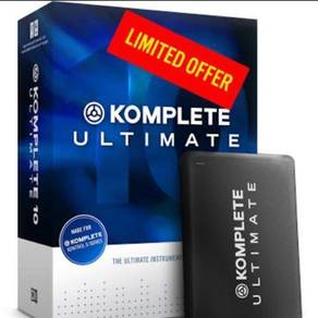 Native Instruments Komplete 11 (Mac OSX)