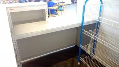 Food Stall Counter ( Boltless ) Custom Made