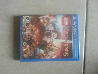 Ps vita games the lord of the rings