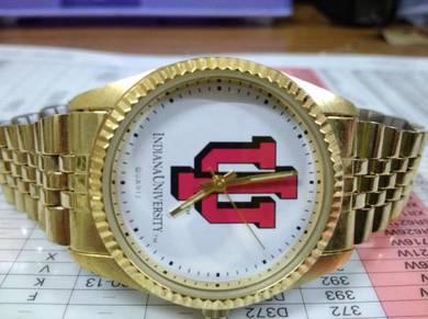 Original Indiana University merchandise watch