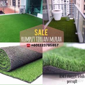 Promosi Rumput tiruan / artificial grass murah 09