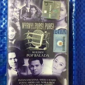 119 Kaset koleksi pop balada cassette not ep lp