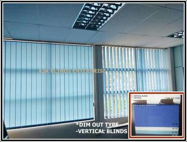 Vertical Blinds Code- VC22-Blue light filtering