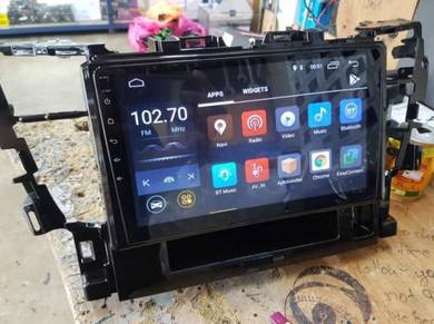 Toyota Vellfire ANDROID 2GB RAM IPS SCREEN player