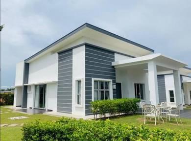 Full Loan ⚠️ Rumah Banglo Dijual hanya RM369k