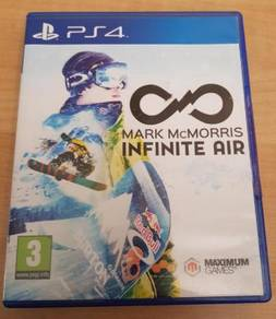 PS4 MARK MCMORRIS INFINITE AIR game
