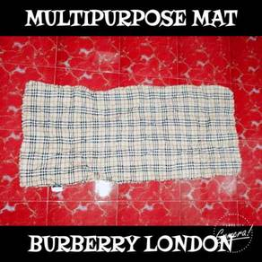 Multipurpose Mat Burberry London