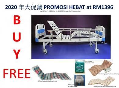 Supplier katil hospital bed Penang, Kedah, Perak