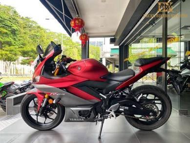 Yamaha R25 R 25 R 250 LOW MILEAGE 13xxx KM