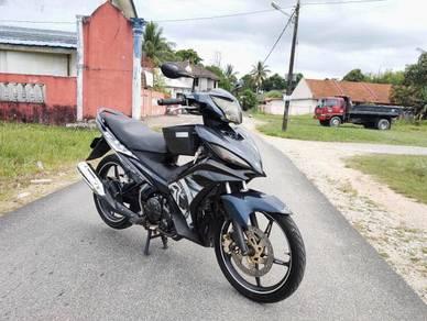 Yamaha 135 lc 5s Enjin Senyap