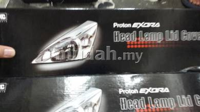 Proton exora eye lip head lamp cover eyelip