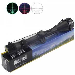 Outdoor Hunting Tactical 3-9x40 Scope Illuminated