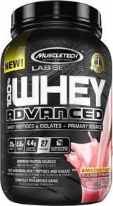 MuscleTech Lab Series 100% Whey Advanced muscle ga