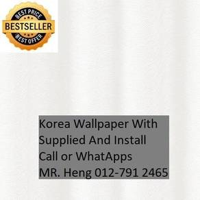 3D Korea Wall Paper with Installation 049N
