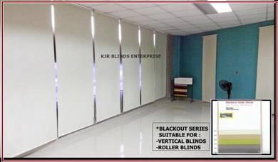 Blackout Roller Blinds- KJR102 For Office use