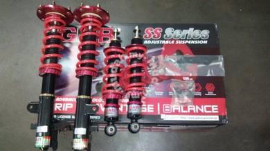 Gab adjustable ss series for Honda CR-V 2006-2011