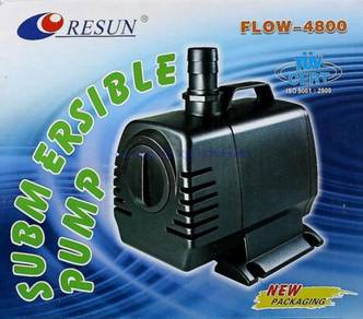 Subm ersible pump