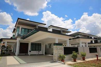 [Cheras] 10%+10% Rebate Freehold Double Storey Terraced House Teres