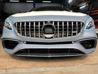 Mercedes W217 S63 AMG S Coupe Facelift Bodykit