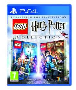 PS4 game LEGO HARRY POTTER