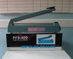 16'' 400MM PFS-400M impulse sealer(METAL BODY)NEW