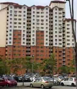 Apartment Putra Damai untuk Dijual di Presint 11, Putrajaya