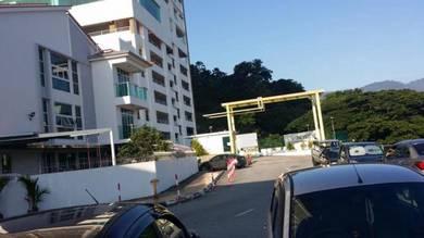 Shineville Park 1600 sqft High Floor At Solok Thean Tek Farlim Penang