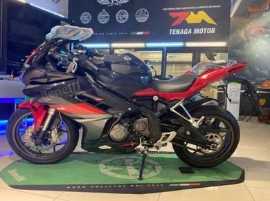 Benelli 302r superbike mampu milik offer