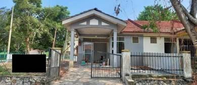 Corner Lot Single Storey Desa PD Blkg Kedai Dekat Masjid Rantau N9