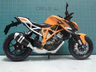 New KTM Duke 1290