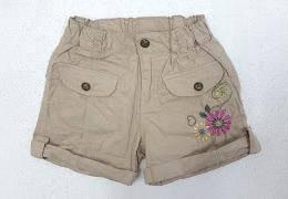 Children Girl Short pants