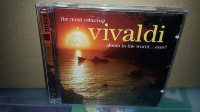 CD The Most Relaxing Vivaldi Album Ever 2CD