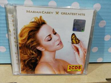 CD Mariah Carey - Greatest Hits 2CD