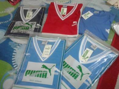 Vintage puma jersey era 80an west germany