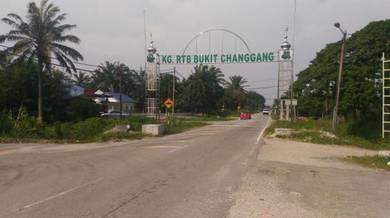 Tanah Lot Geran Individu RTB Belia Bukit Changgang, Selangor
