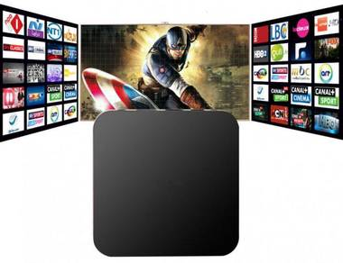 New Superb Tx Prohd Tv Box (IPTV) Android OS 7,1