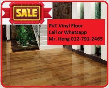 NEW Made Vinyl Floor with Install 4TR5