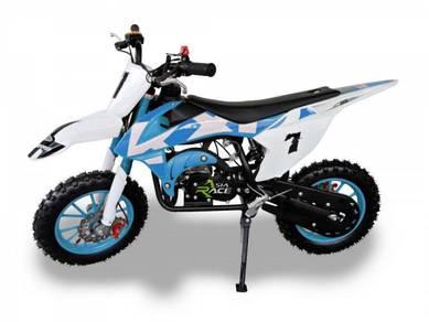 Mini Dirt Bike KXD Pro Blue