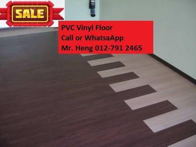 PVC Vinyl Floor - With Install hy8iu
