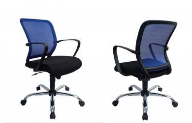 Home & office low back mesh chair -nt34