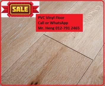 Beautiful PVC Vinyl Floor - With Install 4RTG