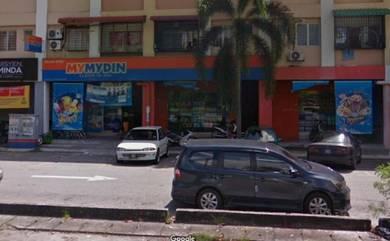 Gound Floor Shop Taman Teluk Pulai Raja Uda port klang