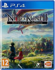 Ni No Kuni II 2 : Revenant Kingdom ps4 games