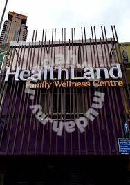 Healthland Body / leg massage 1 hour Puchong PJ KL