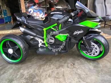 Kids superbike ninja 3 tayar