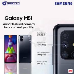 Terbaru Galaxy M51 (7K Batt/8GB/128GB) OriSet