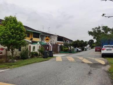 Double Storey Taman Johor Jaya Jalan Dedap Fully Renovated 5 Min Pasar