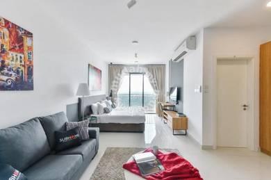 Condo Teega Suites Studio Puteri Harbour for rent Iskandar Puteri