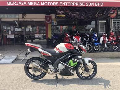 2014 Yamaha fz150 fz150i fz 150 150i BMM