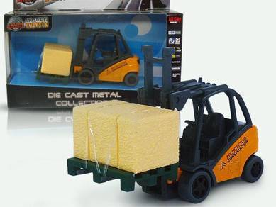 Architecture Constructure Forklift diecast model